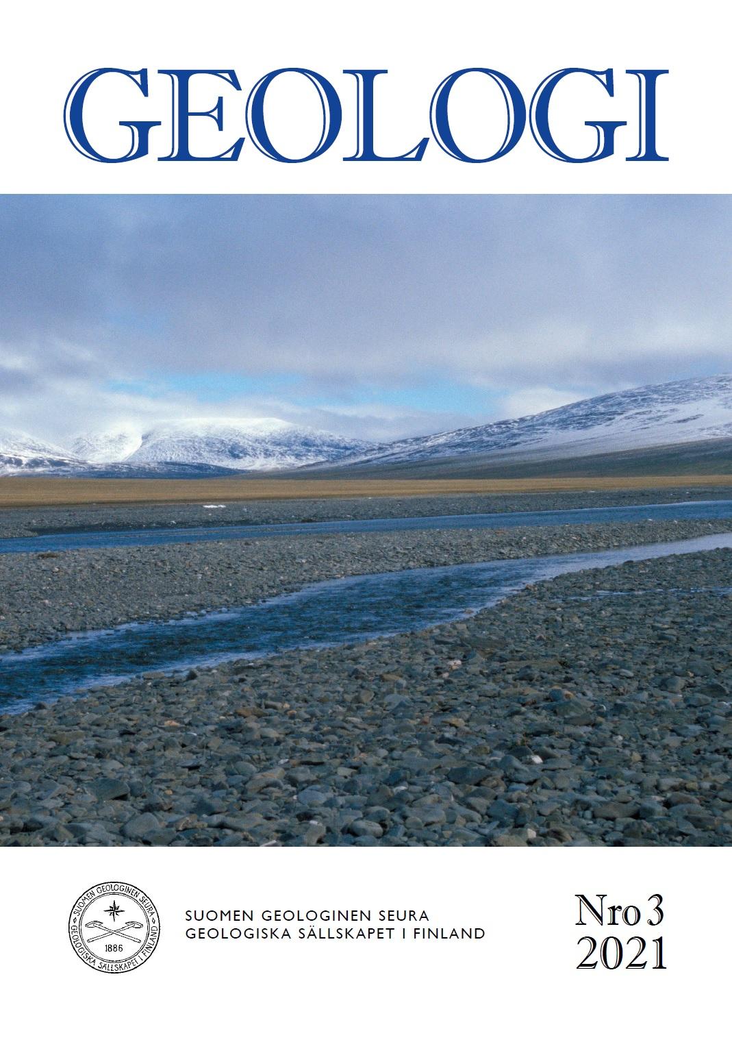 Neozhidannaja-joki mutkittelee Wrangelinsaaren tundralla, missä viimeiset mammutit elivät. Kuva © Juha Karhu.